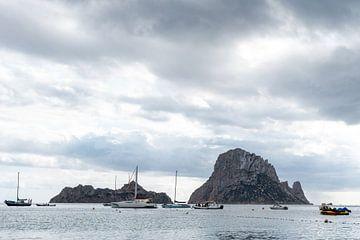 Cala d'hort Ibiza, Es Vedra van Danielle Bosschaart