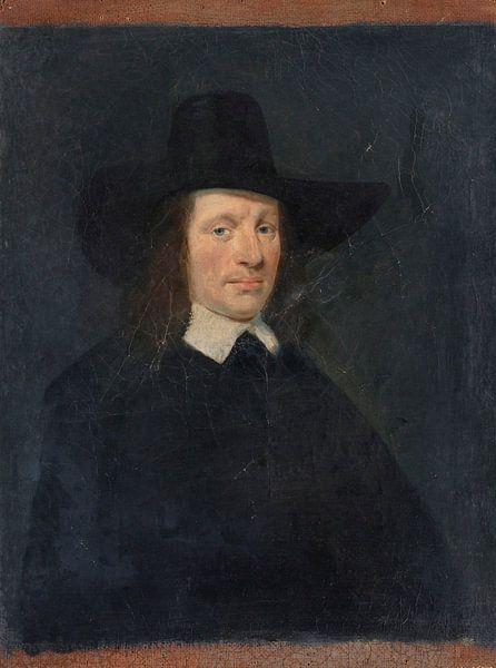 Portret van een man, Han van Meegeren von Meesterlijcke Meesters