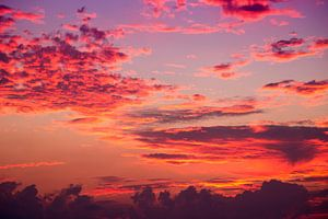 Himmelsfeuer / Brandende hemel van deinFarbentanz