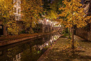 Utrecht herfst 1 von John Ouwens