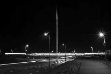 Le Hovenring à Eindhoven sur tiny brok