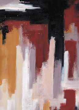 Cityscape van Maria Kitano