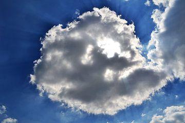 Een glimp van de hemel van