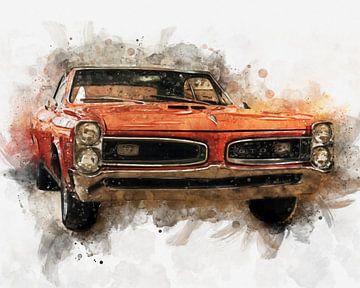 Pontiac GTO van Pictura Designs