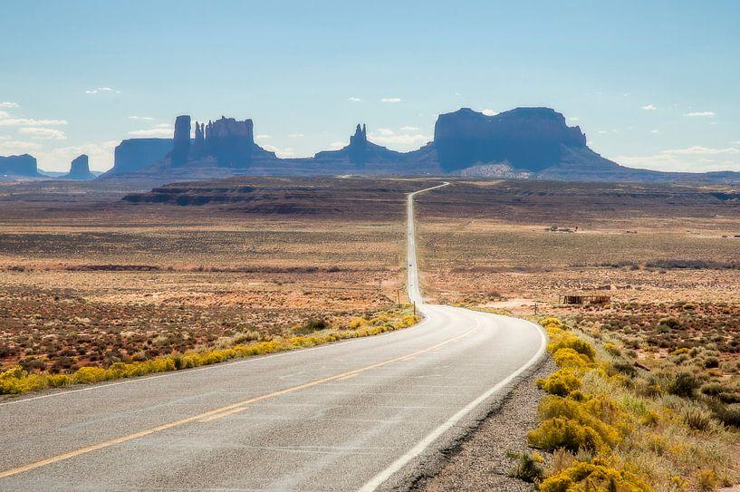 Monument Valley in de USA von Rob IJsselstein