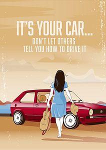 Your car von