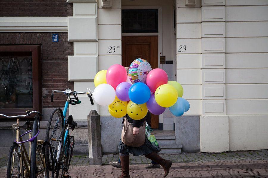 Lopende ballonnen