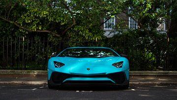 Lamborghini Aventador SV van joost prins