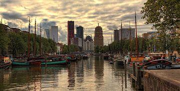Rotterdam Haringvliet sur Peet de Rouw