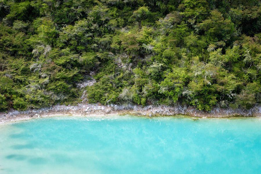 Natuurlijk contrast in Nieuw Zeeland