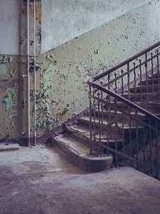 Verlaten plekken: de trap