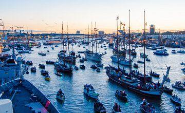 Sail Amsterdam sur Alex Hiemstra