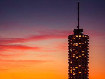 City Sunset Mood von Alexander Dorn