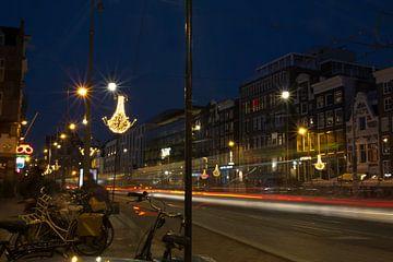 Rokin, Amsterdam  van Guido Veenstra