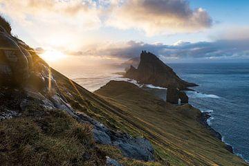 Färöer Inseln Drangarnir von Stefan Schäfer