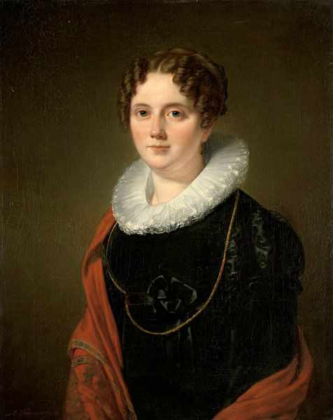 Marie Allebé-Herckenrath, Cornelis Kruseman von Meesterlijcke Meesters