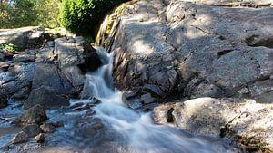 Stromend water
