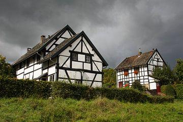 Vakwerkhuizen Zuid-Limburg sur Charlene van Koesveld
