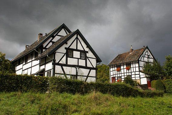 Vakwerkhuizen Zuid-Limburg
