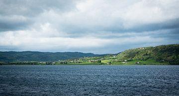 View on a Norwegian Island von Capture the Light