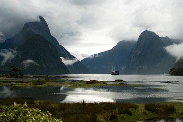 Milford Sound  sur Lieke Doorenbosch