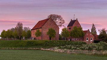 Église d'Ezing sur Marga Vroom