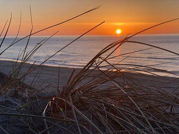 Stille zonsondergang sur Vincenth Heinen