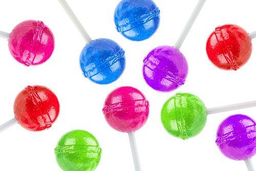 Lollipops van
