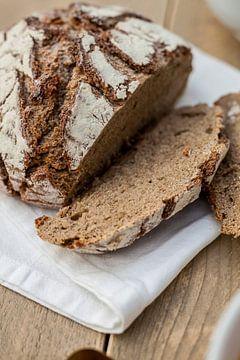 Gesneden brood von Nina van der Kleij