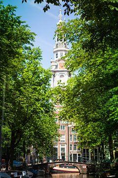Westertoren Amsterdam van Shoots by Laura