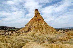 Woestijn in Spanje - Bardenas Reales