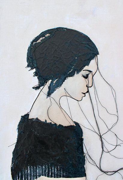 'Girl, 20' van Kim Rijntjes