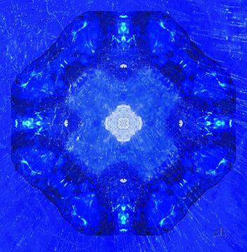 Schmerzkristall van Dieter Ettingshaus