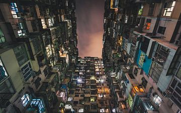 Montane Mansion - Hong Kong von Ivo de Bruijn