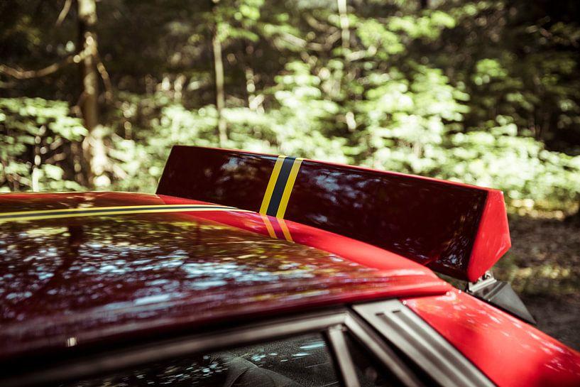 Lancia Delta Integrale Evo 2 ?Final Edition? sur Sytse Dijkstra