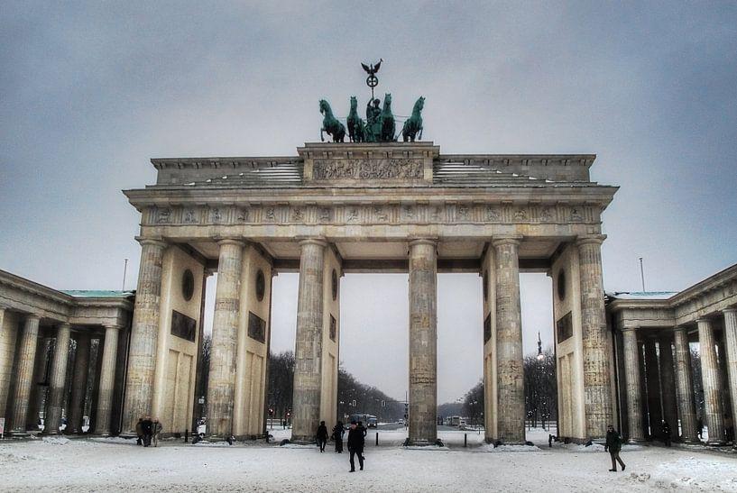 Brandenburger Tor van BL Photography