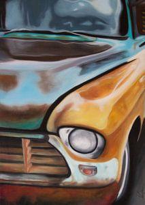 Havana Car van anja verbruggen