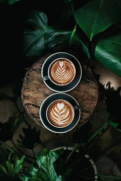 Tweeling koffie van Milan Markovic