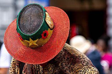 der Hut von Arno de Groot
