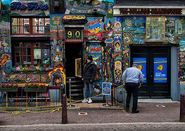 Amsterdam Die Bulldogge von Christine Vesters Fotografie