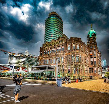 Hôtel New York (Rotterdam) sur TPJ Verhoeven Photography