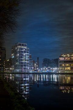 Woontoren aan de Nieuwe Haven te Turnhout van