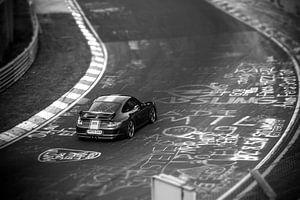 Porsche 911 GT3 um die Nordschleife von Robin Hartog