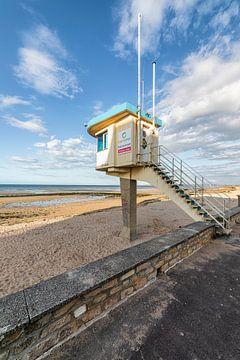 Maison de plage Lion sur mer France sur Rob van der Teen