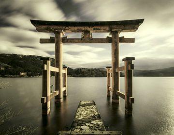 Das Tor zum skandinavischen Fjord von Rudy & Gisela Schlechter