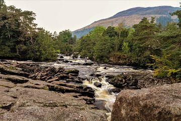 Schotland, Waterval von Robert Dibbits