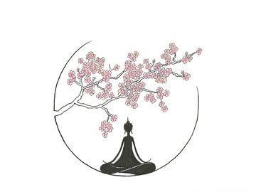 Buddha & Zen von Monique van Kipshagen