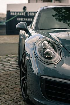 Porsche 911 von Koen Verburg
