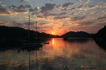 Sunrise van Linda Kor