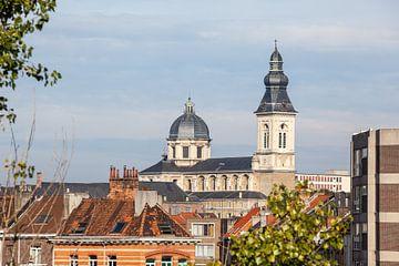 Tweekerken in Gent von Marcel Derweduwen